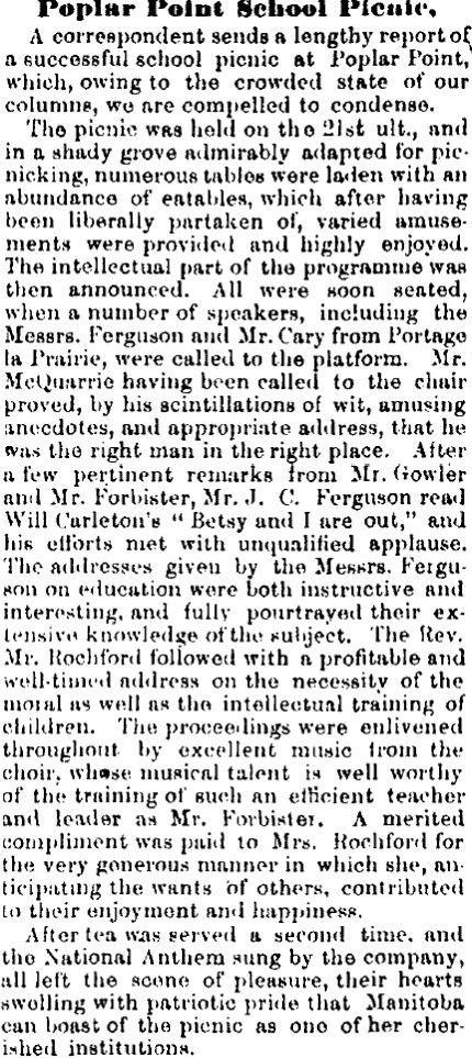 MFP - 06/10/1877 : Digital Resources on Manitoba History