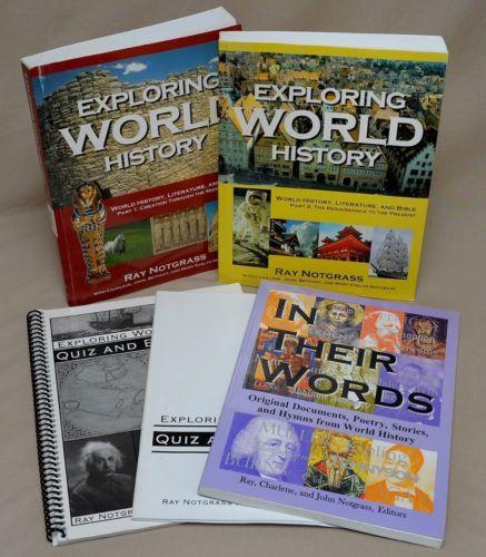 Notgrass-Exploring-World-History-Homeschool-High-School-Complete-Set