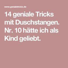 14 geniale Tricks mit Duschstangen. Nr. 10 hätte ich als Kind geliebt.