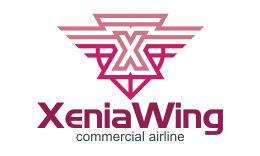 Xenia Wing Logo