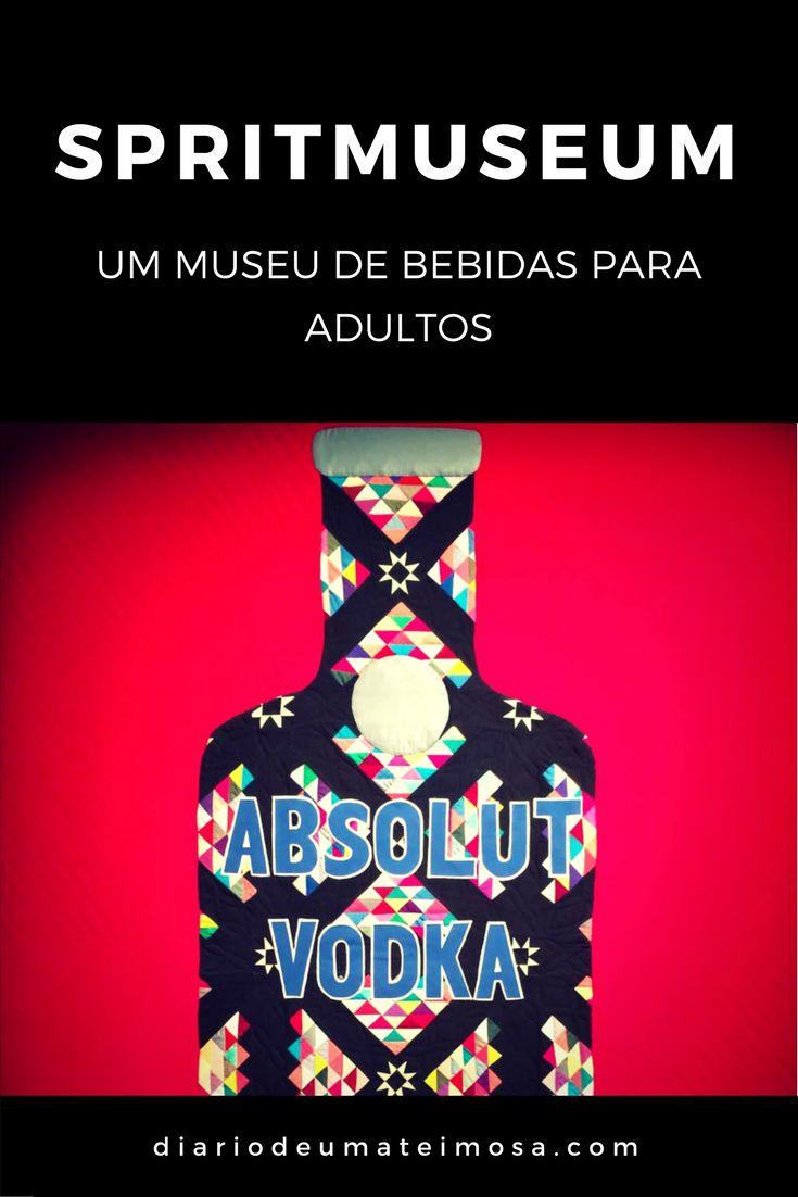 Já pensou em visitar um museu diferente e ainda por cima dedicado a uma das vodkas mais conhecidas do mundo? Não? Então, aqui está uma opção bem diferente para você experimentar e se divertir: o SPRITMUSEUM em Estocolmo.