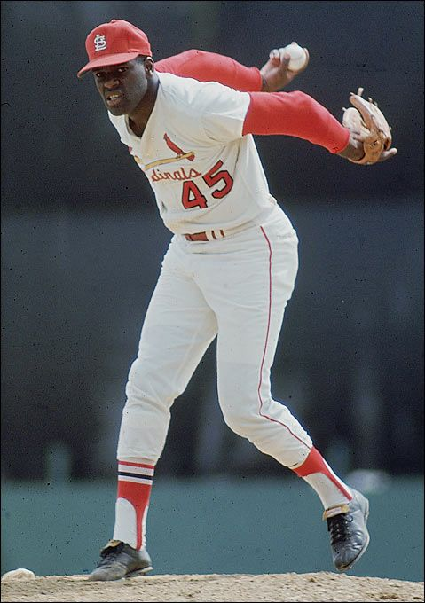 Bob Gibson - St. Louis Cardinals