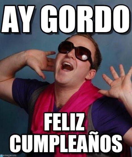 Memes de Feliz Cumpleaños graciosos para WhatsApp | Imágenes con Frases Bonitas