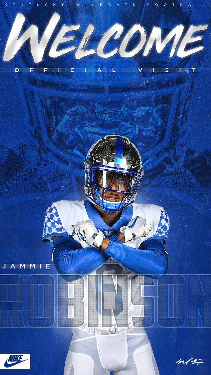 Kentucky Sports Graphic Design Big Blue Nation Sports Design
