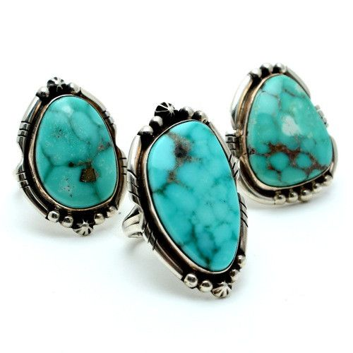 Turquoise Skies Native American Ring