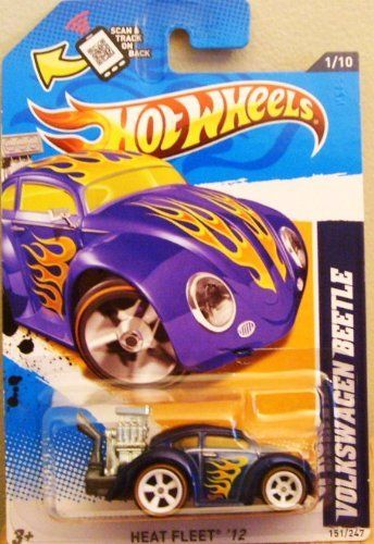2012 Hot Wheels (151/247) SUPER Treasure Hunt - VW Beetle by Mattel. $33.60. Super Treasure Hunt. 2012 Hot Wheels