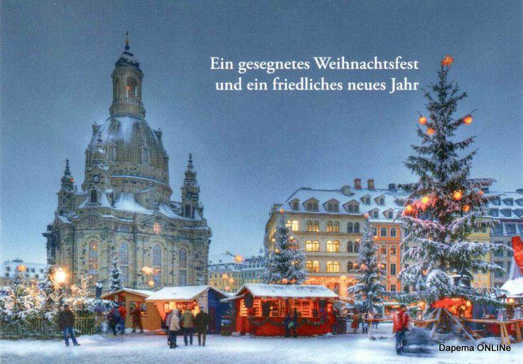 Weihnachtsmarkt+Dresden | Weihnachtsmarkt vor der Frauenkirche Dresden, 2010, Foto: Jan Weichold ...