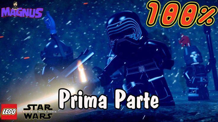 LEGO Star Wars Il Risveglio della Forza - 100% Guida Castello di Maz  - ...