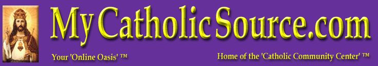 My Catholic Source.com (coloring pages)