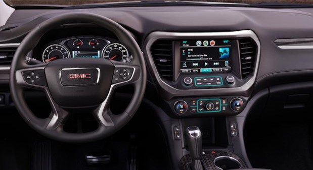2018 Gmc Acadia Specs Exterior And Interior