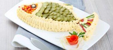 Volete fare un figurone con gli ospiti? Il pesce patata stupirà tutti!   #foodart #recipe #potatoes #fish