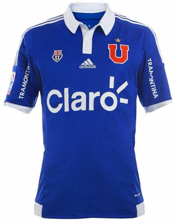 Universidad de Chile (HOME) adidas - 2015