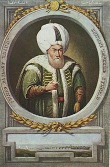 Le sultan Bayazet II, huitième sultan ottoman, de 1481 lorsqu'il succéda à son père Mehmed II Le Conquérant, à 1512 lorsqu'il fut destitué par son fils Selim.