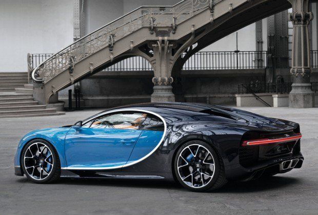 1.500 cv e 420 km/h: Bugatti Chiron, o (ainda mais) insano sucessor do Veyron