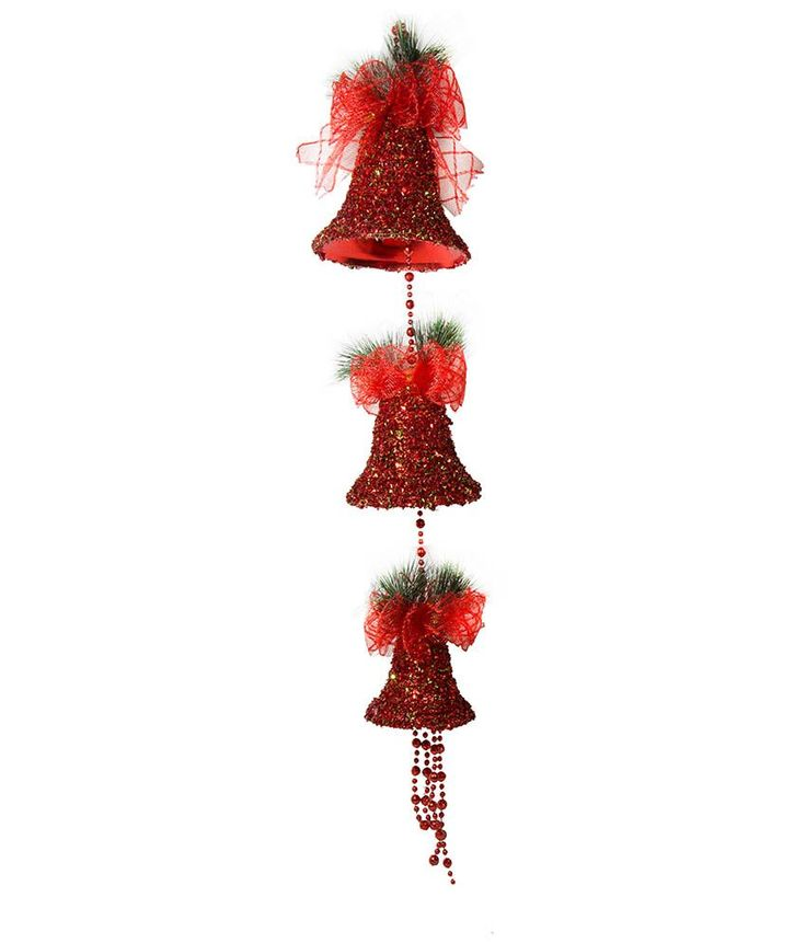 Shop SGS Christmas Wall Hanging Bells - Red online at lowest price in india and purchase various collections of Christmas Tree & Decoration in SGS brand at grabmore.in the best online shopping store in india