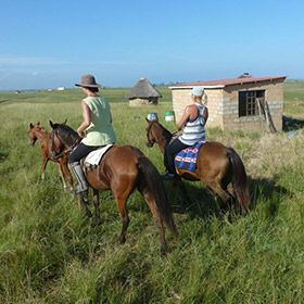 5 day Amadiba package-guided-horse-rides-through-the-wild-coast. #horseriding #Mtentu #freespirit