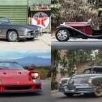 The 20 Most Expensive Cars from 2018's Biggest Collector-Car Auctions