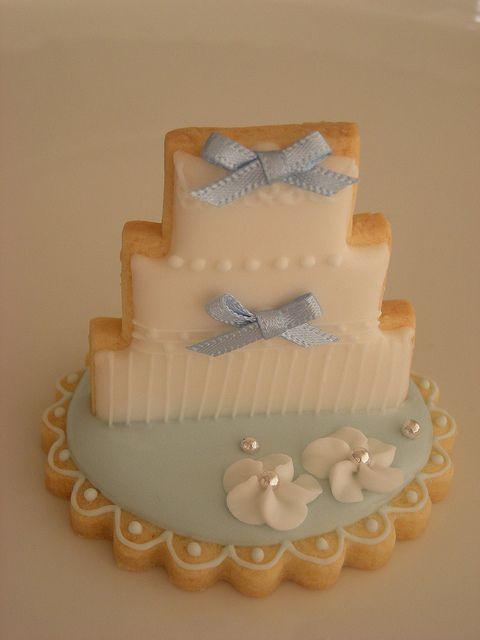 Amazing Wedding Cookie