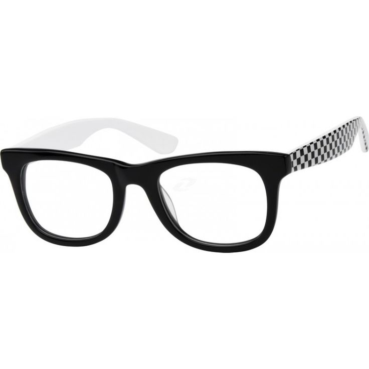 Hipster Glasses Zenni Optical : Acetate Full-Rim Frame 489431 Awesome, Temples and Glasses