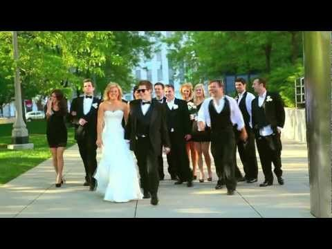 "10-man a cappella group puts a spin on popular #wedding song Pachelbel's Canon- infusing it with rapper @Nelly's ""Ride Wit Me"""