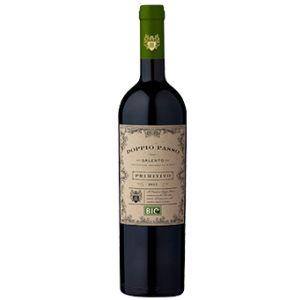 2017 Doppio Passo Primitivo BIO   Rotwein   Club of Wine
