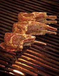 Eli's grilled lamb chops recipe