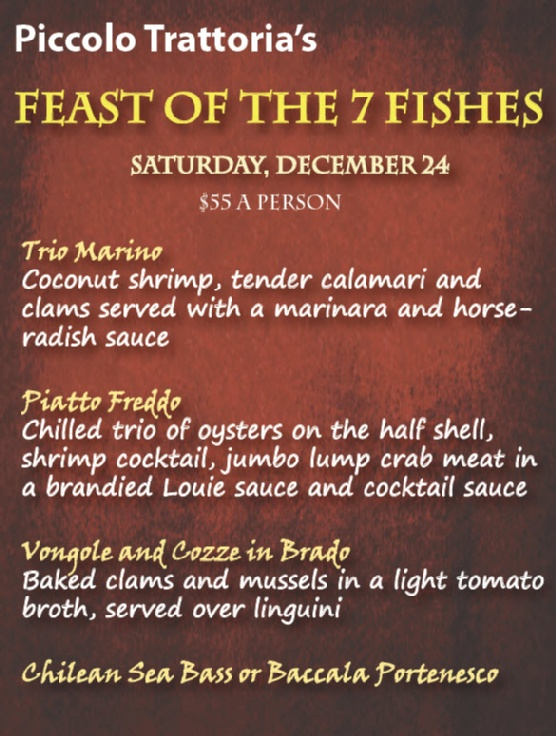 Pin by jeanne lorusso on feast of the seven fishes pinterest for What is the feast of seven fishes