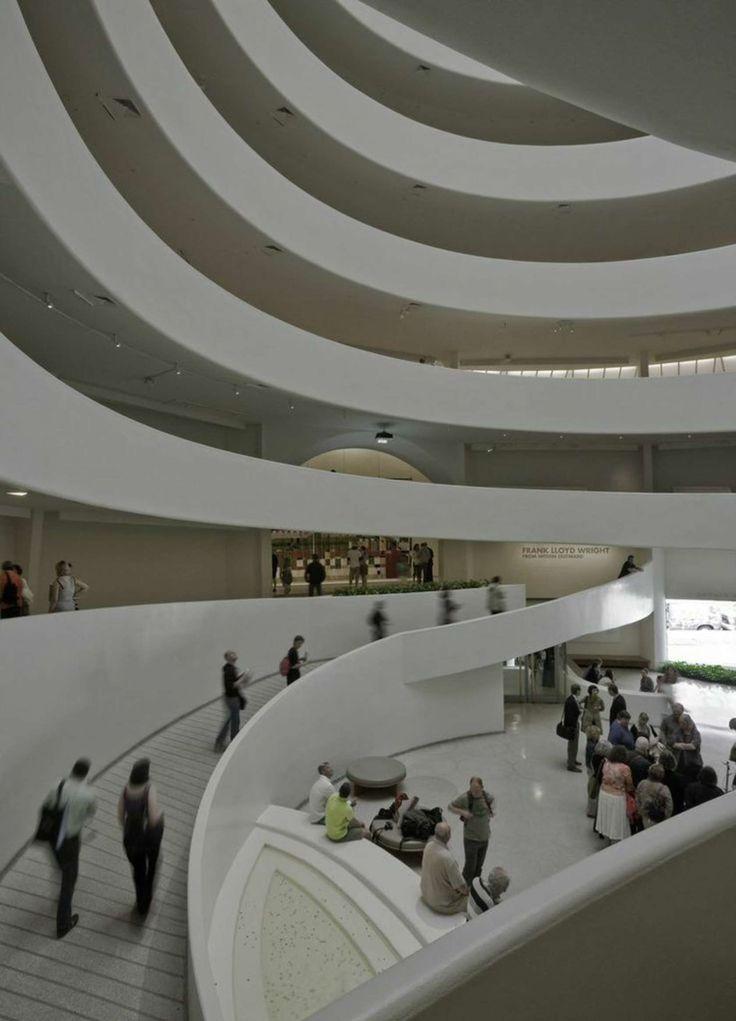 Solomon R Guggenheim Museum In New York City Frank Lloyd Wright Buildings Nominated For UNESCO World Heritage List