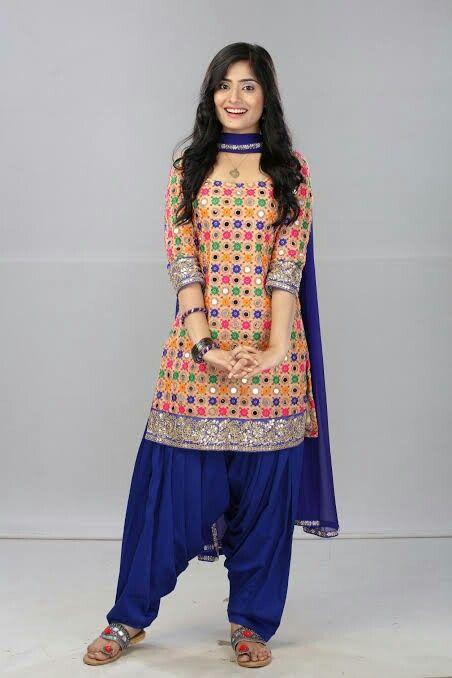 43e4591ab Punjabi Dress, Punjabi Salwar Suits, Designer Punjabi Suits, Patiala,  Shalwar Kameez,