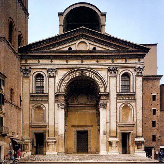 Leon Battista Alberti - Sant'Andrea (1472 - 1494)