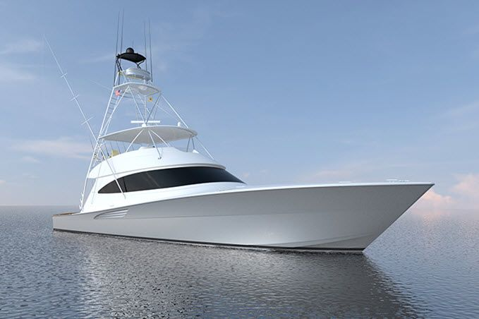 New & Used Viking Yachts for Sale   HMY Yachts
