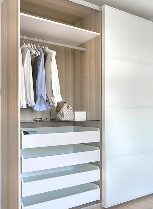 1000 images about wohnidee kleiderschrank on pinterest closet organization the closet and. Black Bedroom Furniture Sets. Home Design Ideas