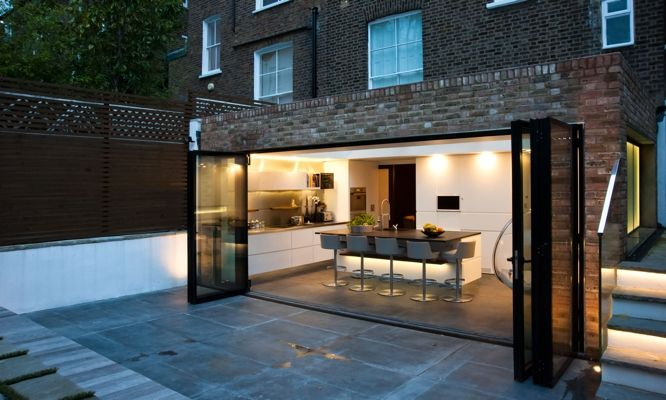 Modern Kitchen Extension_018