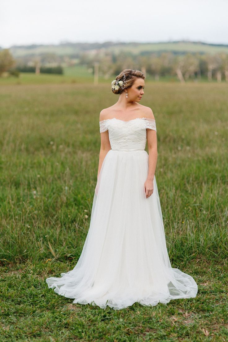 Beska - Bridal and Evening Couture Lyssa Gown- For more information visit https://www.facebook.com/beskacouture  Gowns // Beska Photographer // Thomas Stewart   Videographer // Tom Coburn   Model // Sophie Crenigan   Hair and Makeup // Makeup by Megan Flowers // Amity Blooms Venue // Bendooley Estate