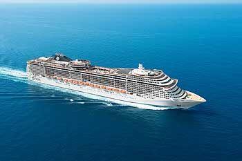 Mittelmeerkreuzfahrten mit AIDA oder MSC Kreuzfahrten mit Frühbucherrabatten online buchen.