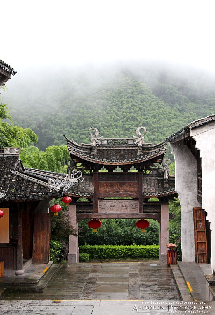 Bamboo Mountain, China