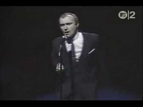 Phil Collins - You Can't Hurry Love - YouTube
