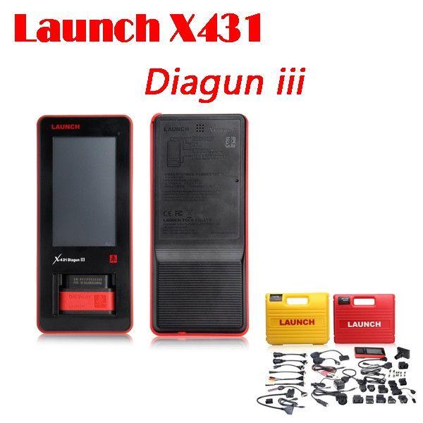 Original Launch X-431 Diagun III 3 Auto Scanner Professional Auto Diagnostic Tool #cars #diagnostics #accessories