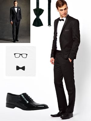 smoking style gatsby - Smoking Hugo Boss Mariage