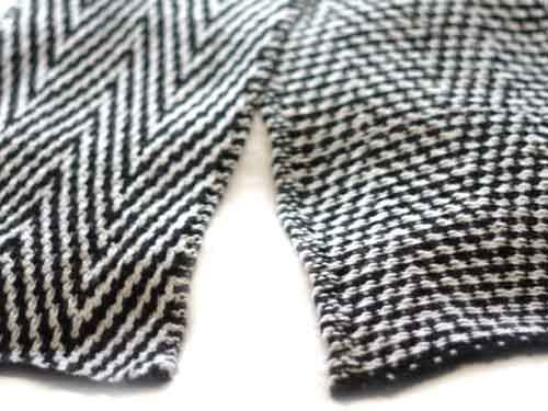 quinn for guys + gals Herringbone pattern and Herringbone