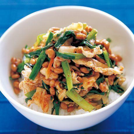 納豆キムチがダイエットに最強