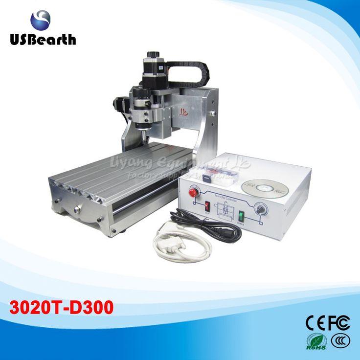 (580.45$)  Buy here  - Cheap cnc machine 3020 T-D300 wood lathe 110/220V