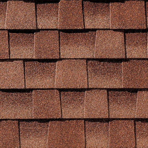 Best Sunset Brick Gaf Timberline Roof Shingles Swatch 400 x 300