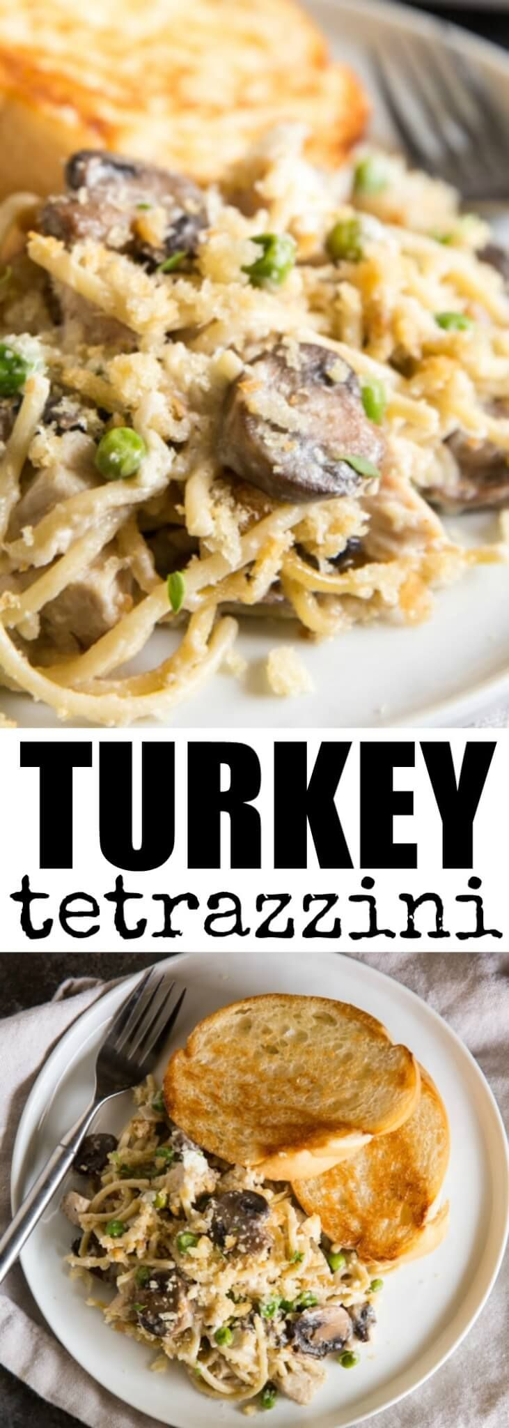 Put leftover turkey (or chicken!) to work with thi…
