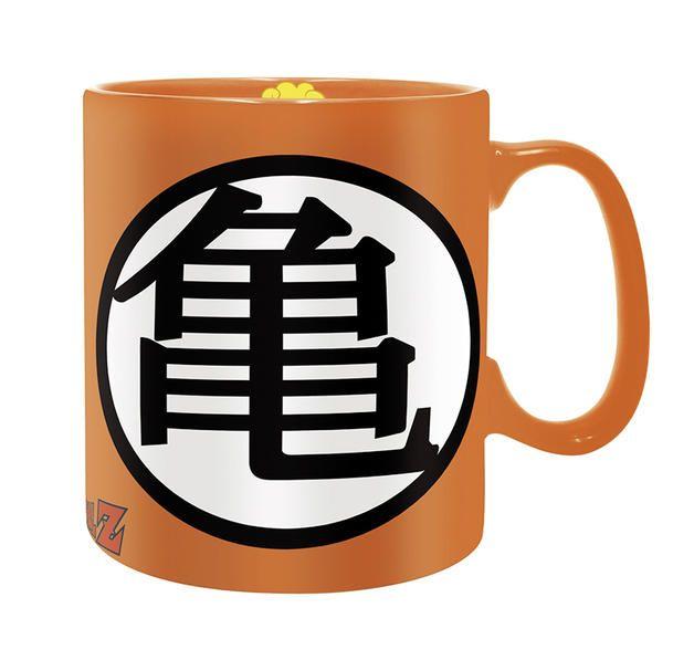 Dragonball Z Tasse Kame Logo