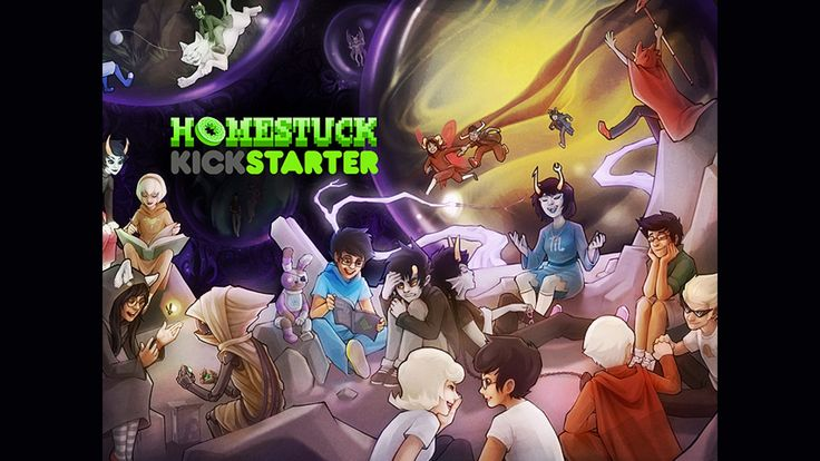 An adventure game based on Homestuck, by Andrew Hussie.