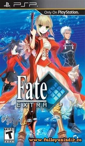 Fate Extra Playstation Portable Tek Link