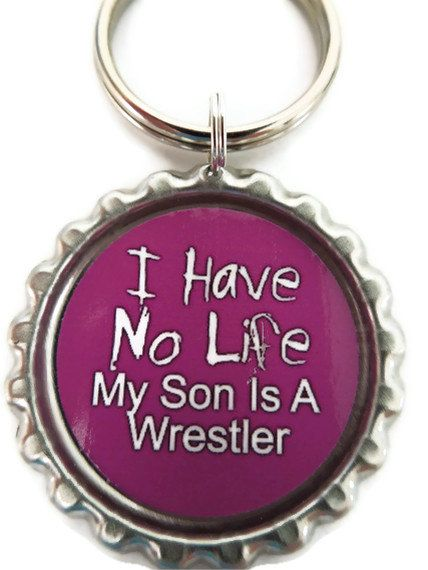 I have an awesome life!!!  My sons are wrestlers and I happen to love driving 12 hours to sit in a gym for 48 hrs and drive home.  Better use of my time??? Can't think of it.