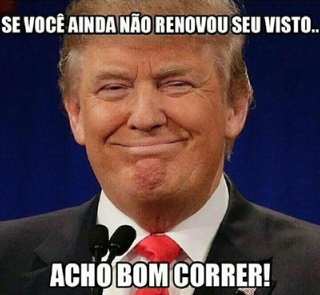 Os 15 melhores memes sobre a vitória de Donald Trump ~ ZapZap da Zoeira