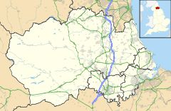 Chester-le-Street is located in County Durham www.devildogs.co.uk/blog/same-as-it-ever-was/